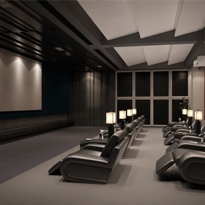 Custom Home Cinema